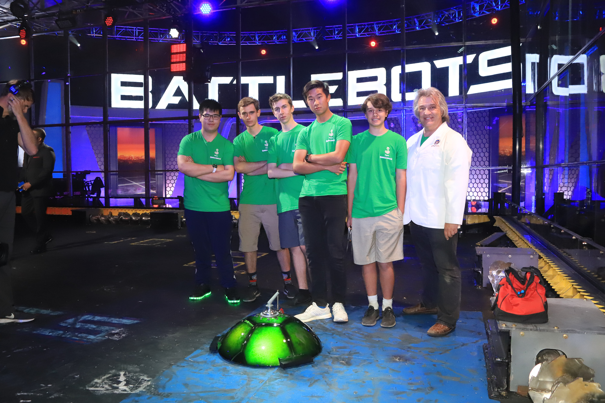 battlebots shellshock