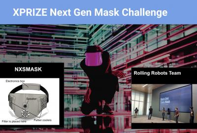 xprize next gen mask